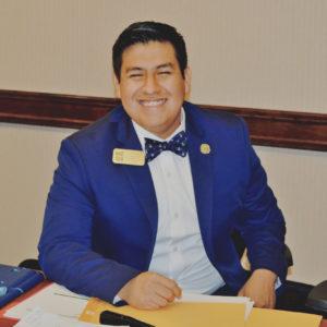 Carlos Sanchez,  Vice-Presidente