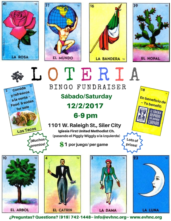 loteria flyer for fb